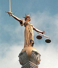 NEW JERSEY DIVORCE LADY JUSTICE
