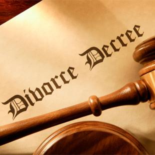 NJ DIVORCE DECREE