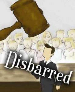 NJ DIVORCE DISBARRED