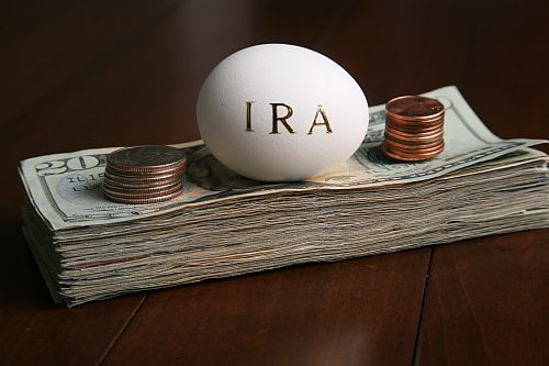 NJ DIVORCE IRA ACCOUNT