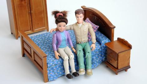 NJ DIVORCE COHABITING