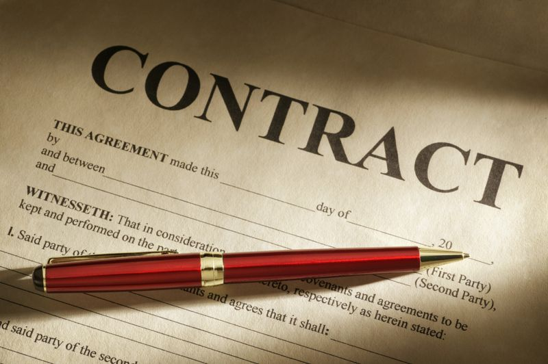 NJ CHILD SUPPORT CONTRACT