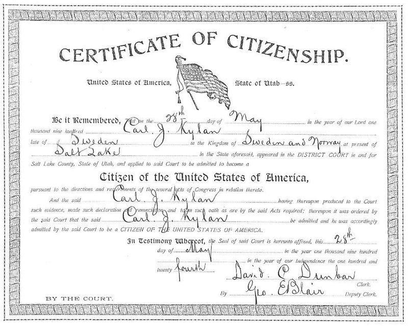 NJ DIVORCE CITIZENSHIP