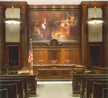 NJ DIVORCE COURT ROOM