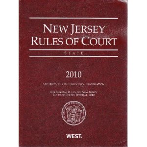 NJ DIVORCE RULES