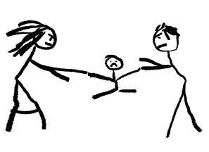 NJ DIVORCE CHILD CUSTODY BATTLE