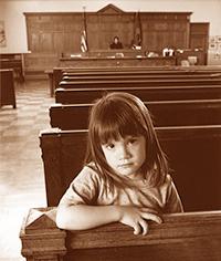 NJ DIVORCE GIRL IN COURT