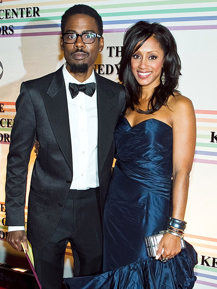 NJ DIVORCE CHRIS ROCK